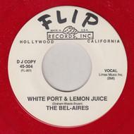 BEL-AIRES - WHITE PORT AND LEMON JUICE