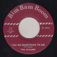 AVALONS - YOU DO SOMETHING TO ME