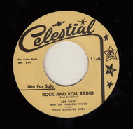 JOE BOOTS - ROCK AND ROLL RADIO