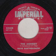 DAVE BARTHOLOMEW - THE MONKEY