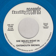 GATEMOUTH BROWN - SHE WALKS RIGHT IN