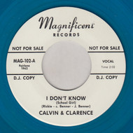 CALVIN AND CLARENCE - I DON'T KNOW SCHOOL GIRL