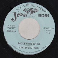CARTER BROS - BOOZE IN THE BOTTLE