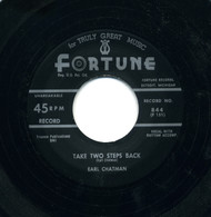 EARL CHATMAN - TAKE TWO STEPS BACK