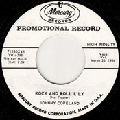 JOHNNY COPELAND - ROCK AND ROLL LILY