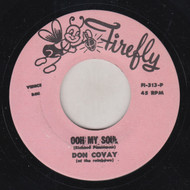 DON COVAY - OOH MY SOUL