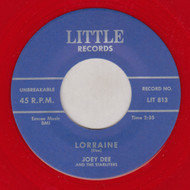 JOEY DEE AND THE STARLITERS - LORRAINE