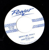 VARETTA DILLARD - MERCY MR. PERCY