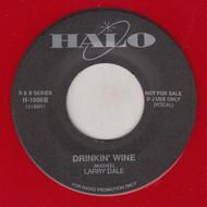 LARRY DALE - DRINKIN' WINE