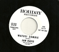 DAVIS • JAN DAVIS - WATUSI ZOMBIE