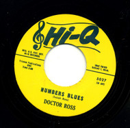 DOCTOR ROSS - NUMBERS BLUES