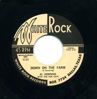 AL DOWNING - DOWN ON THE FARM