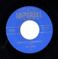 DUKES - SOMEDAY SOMEWHERE