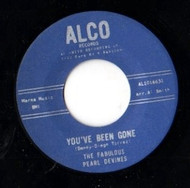 FABULOUS PEARL DEVINES - YOU'VE BEEN GONE