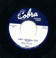 BETTY EVERETT - AIN'T GONNA CRY (COBRA)