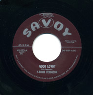 H-BOMB FERGUSON - GOOD LOVIN'