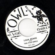 FIVE OWLS - LIMA BEANS