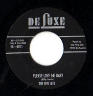 FIVE JETS - PLEASE LOVE ME BABY