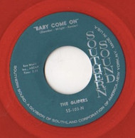 GLIDERS - BABY COME ON