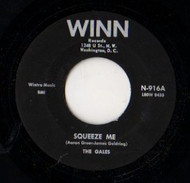 GALES - SQUEEZE ME