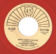 LUTHER HILL - MERC-O-MATIC BOOGIE