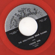 HOLLYWOOD 4 FLAMES - YOUNG GIRL
