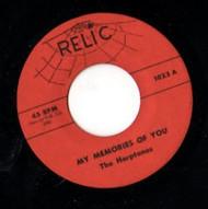 HARPTONES - MY MEMORIES OF YOU