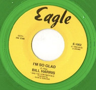 BILL HARRIS AND THE CONTINENTALS - I'M SO GLAD