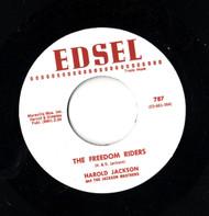 HAROLD JACKSON - THE FREEDOM RIDERS
