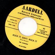 JAGUARS - ROCK IT, DAVY, ROCK IT