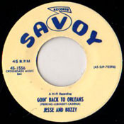 JESSE AND BUZZY - GOIN' BACK TO NEW ORLEANS