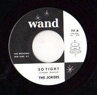JOKERS - SO TIGHT