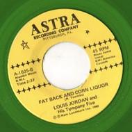 LOUIS JORDAN - FAT BACK AND CORN LIQUOR
