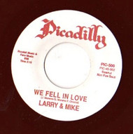 LARRY AND MIKE - WE FELL IN LOVE