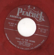 LITTLE RICHARD/ TEMPO TOPPERS - FOOL AT THE WHEEL