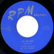 ARTHUR LEE MAYE - DO THE BOP