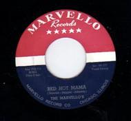 MARVELLOS - RED HOT MAMA