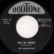 MEDALLIONS - MEET ME TONIGHT