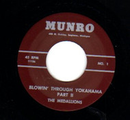 MEDALLIONS - BLOWIN' THROUGH YOKAHAMA