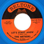 METEORS - LET'S START ANEW