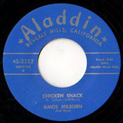 AMOS MILBURN - CHICKEN SHACK/ONE SCOTCH, ONE BOURBON, ONE BEER