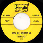 NUTMEGS - ROCK ME, SQUEEZE ME