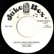 ORLONS - HEART DARLING ANGEL