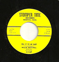 WILLIE MITCHELL - TELL IT TO ME BABY