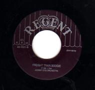 JOHNNY OTIS - FREIGHT TRAIN BOOGIE