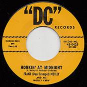FRANK MOTLEY - HONKIN' AT MIDNIGHT
