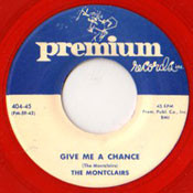 MONTCLAIRS - GIVE ME A CHANCE