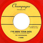 MOONGLOWS - I'VE BEEN YOUR DOG