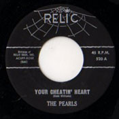 PEARLS - YOUR CHEATIN' HEART