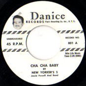 NEW YORKERS 5 - CHA CHA BABY
